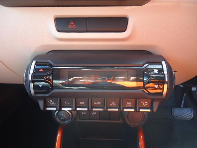 ハイブリッドMZ 4WD 純正8インチナビLEDヘッドライト(13枚目)
