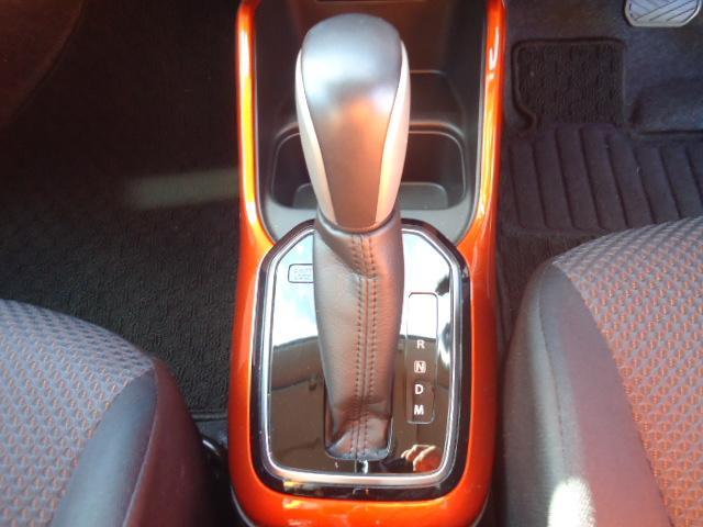 ハイブリッドMZ 4WD 純正8インチナビLEDヘッドライト(15枚目)