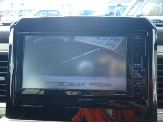 ハイブリッドMZ 4WD ワンオーナー 社外ナビ テレビ(12枚目)