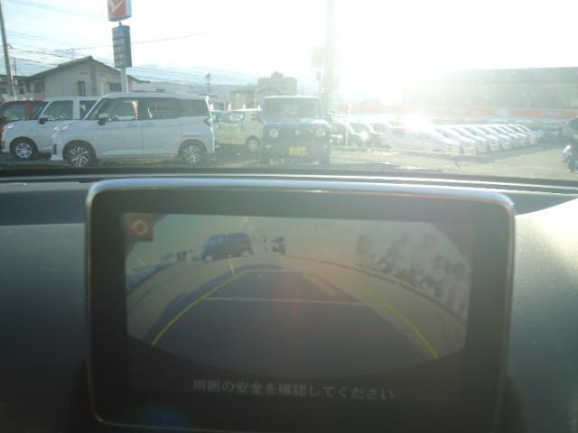 XDツーリング 純正SDナビ マツダコネクト ディーゼル(12枚目)