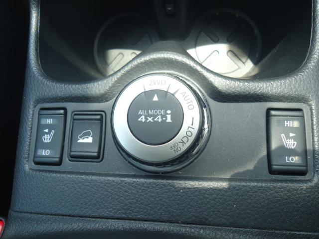 シートヒーター付です、寒い冬でもシートは暖かく快適です。