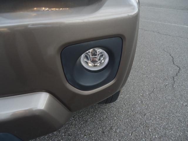 クロスアドベンチャー 4WD 専用シート シートヒーター(4枚目)