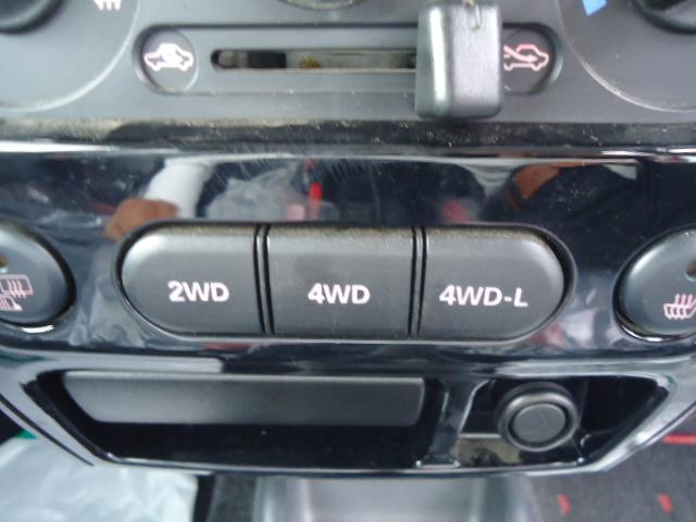 クロスアドベンチャー 4WD 専用シート シートヒーター(12枚目)