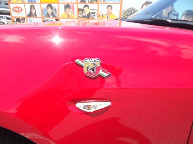 「アバルト」「アバルト124 スパイダー」「オープンカー」「長野県」の中古車7