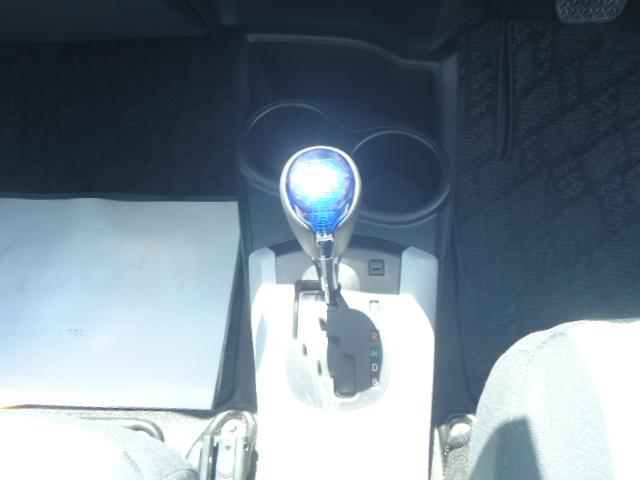 アイドリングストップ装備!低燃費に貢献します!