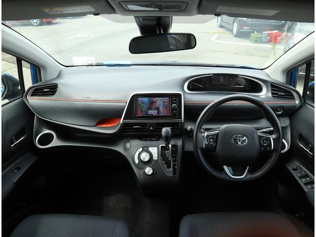 G 4WD 両側電動スライドドア 純正ナビ&フルセグTV トヨタセーフティセンス(4枚目)