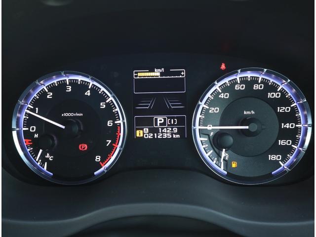 1.6GTアイサイト 4WD ワンオーナー アイサイト 純正ナビ&フルセグTV LEDライト(7枚目)