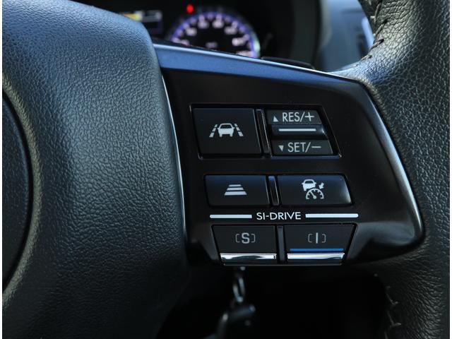 1.6GTアイサイト 4WD ワンオーナー アイサイト 純正ナビ&フルセグTV LEDライト(9枚目)