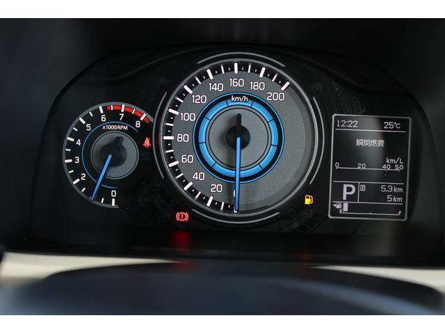 ハイブリッドMX 登録済未使用車 ハイブリッド スズキセーフティーサポート 衝突被害軽減ブレーキ スマートキー アイドリングストップ シートヒーター パドルシフト クリアランスソナー パーキングセンサー レーンサポート(6枚目)