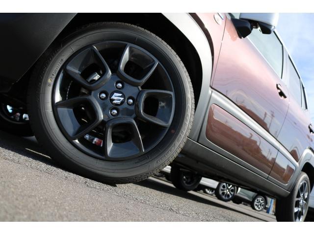ハイブリッドMX 登録済未使用車 ハイブリッド スズキセーフティーサポート 衝突被害軽減ブレーキ スマートキー アイドリングストップ シートヒーター パドルシフト クリアランスソナー パーキングセンサー レーンサポート(20枚目)