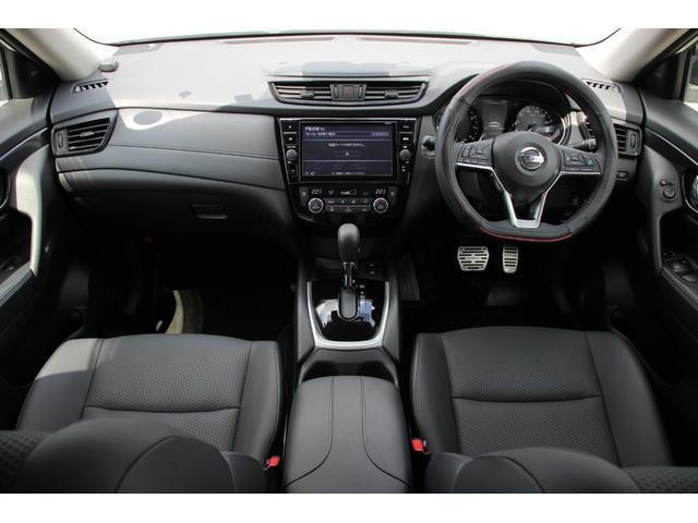 20X ハイブリッド NISMOエアロキット NISMOスポーツサスペンション 4WD プロパイロット アラウンドビューモニター ハイブリッド 寒冷地仕様 ナビ TV LEDヘッドライト アイドリングストップ ETC(7枚目)