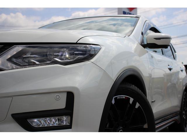 20X ハイブリッド NISMOエアロキット NISMOスポーツサスペンション 4WD プロパイロット アラウンドビューモニター ハイブリッド 寒冷地仕様 ナビ TV LEDヘッドライト アイドリングストップ ETC(29枚目)