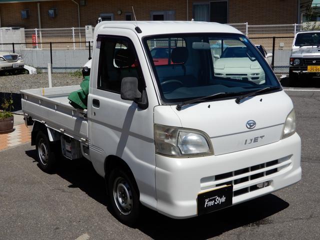 エアコン・パワステ スペシャル 4WD オートマ 幌付き(3枚目)