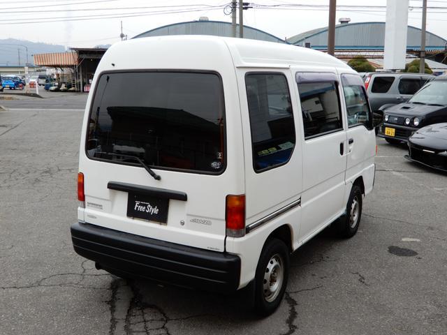 「スバル」「サンバーバン」「軽自動車」「長野県」の中古車12