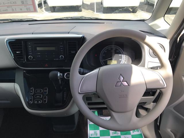 G e-アシスト 軽自動車 CVT CD 左電動スライドドア(5枚目)