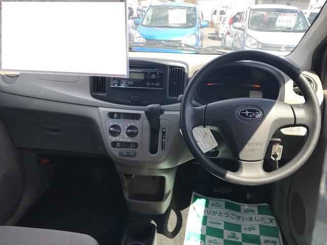 F 軽自動車 CVT キーレス CD アイドリングストップ(4枚目)