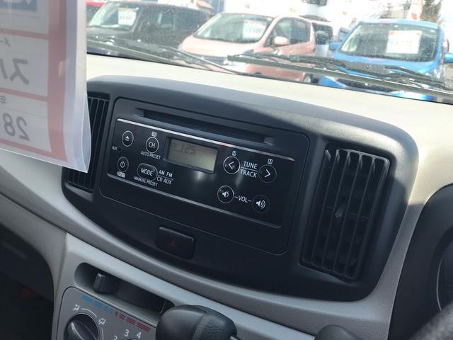 F 軽自動車 CVT キーレス CD アイドリングストップ(8枚目)