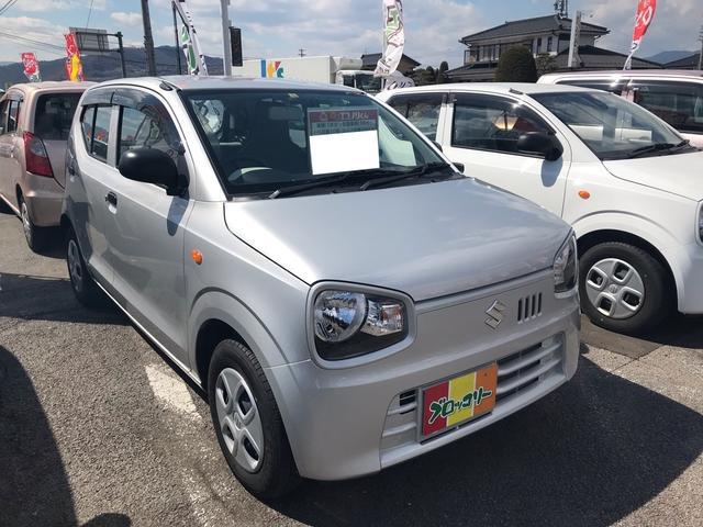 F 軽自動車 CVT CD キーレス 横滑り防止(2枚目)