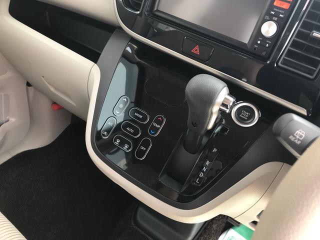 X ナビ 軽自動車 ピンク CVT AC(10枚目)