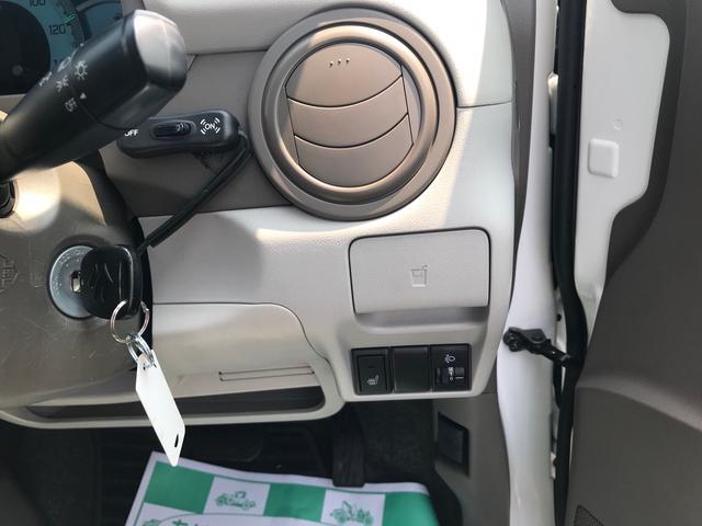 ECO-L 軽自動車 4WD スペリアホワイト(7枚目)