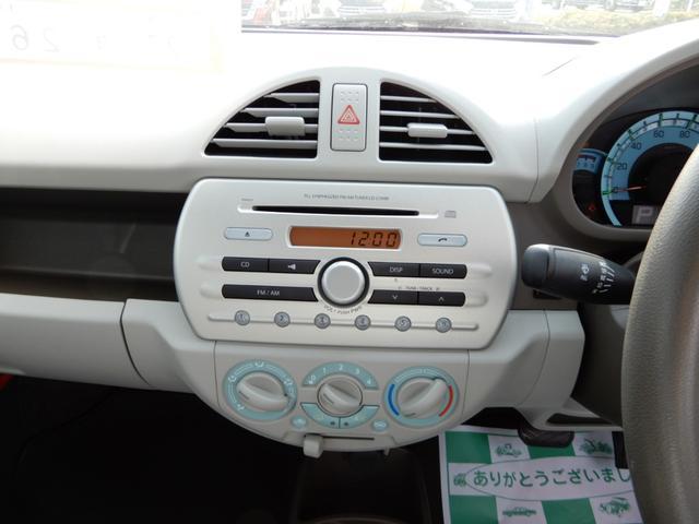 ECO-L フロアAT CDオーディオ キーレス(9枚目)