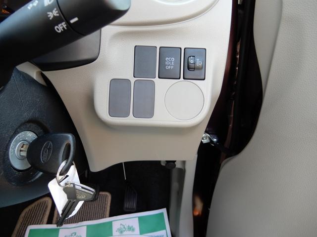 FA アイドリングストップ 盗難防止システム 4WD ABS(7枚目)