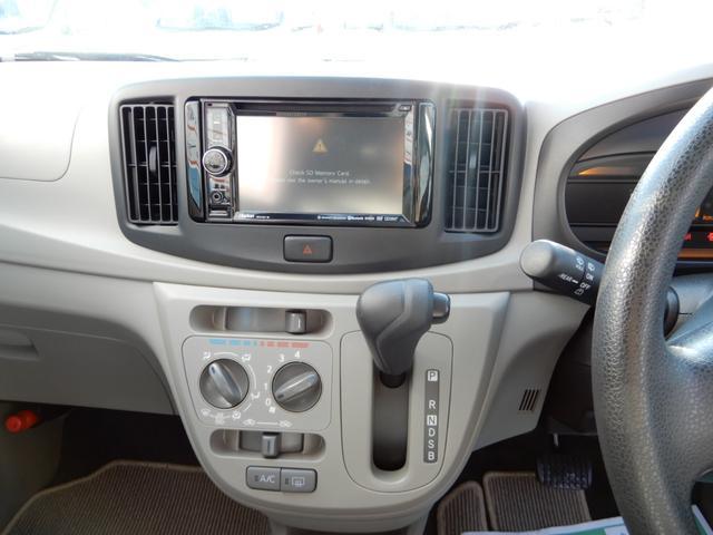FA アイドリングストップ 盗難防止システム 4WD ABS(9枚目)