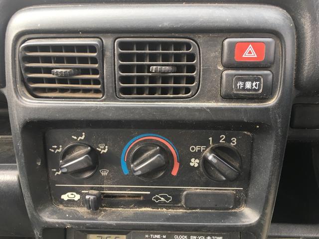 SDX 4WD 5速MT パワステ 運転席エアバック(16枚目)