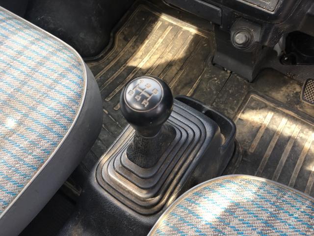 SDX 4WD 5速MT パワステ 運転席エアバック(19枚目)