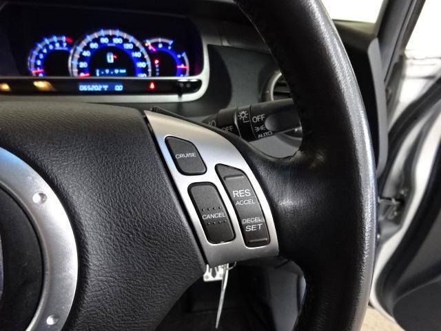 アブソルート 4WD 後期型 禁煙車 インターナビ Bカメラ(4枚目)