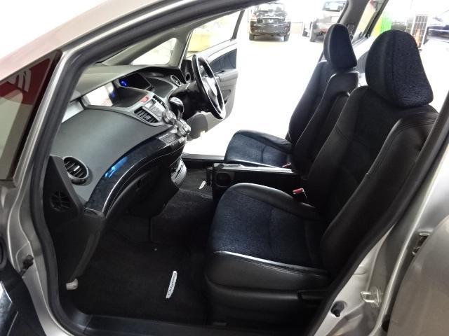 アブソルート 4WD 後期型 禁煙車 インターナビ Bカメラ(12枚目)