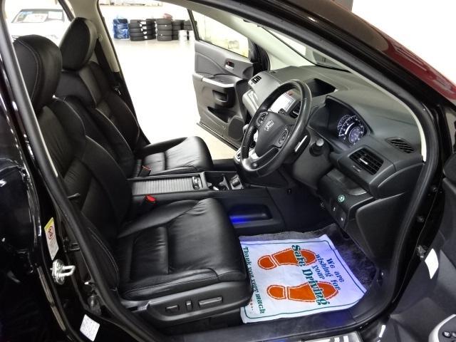 24GレザーPKG 4WD インターナビBカメラ Pスタート(11枚目)