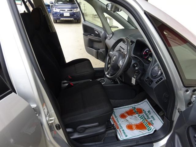 1.5G 4WD フルエアロ シートヒーター(11枚目)