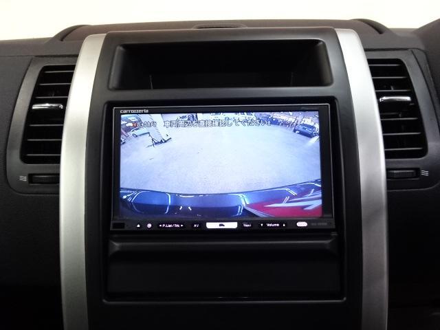 20Xtt 4WD ナビBカメラTV インテリキー HID(3枚目)