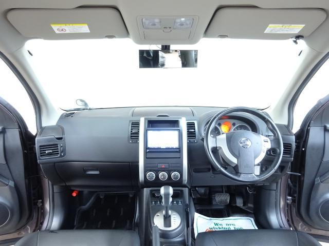20Xtt 4WD ナビBカメラTV インテリキー HID(9枚目)