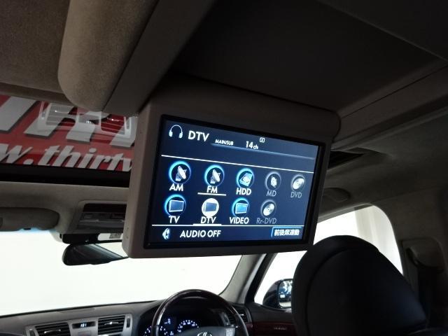 LS600hL後席セパレートシートPKG 4WD 本革 SR(6枚目)