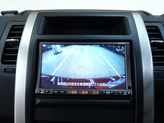 20X 4WD 1オナ ナビBカメラTV 防水内装(3枚目)