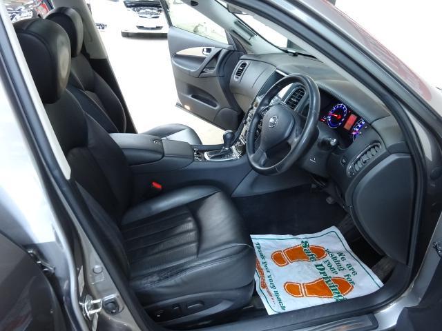 370GT FOUR タイプP 4WD SR 本革 禁煙(11枚目)