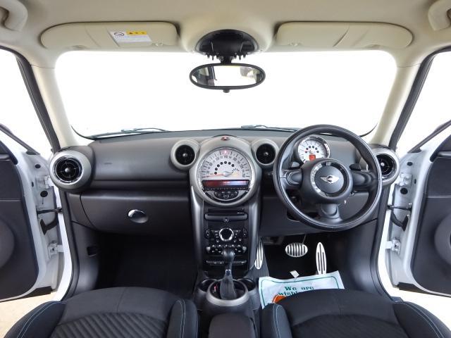 クーパーS クロスオーバー オール4 4WD HID(9枚目)