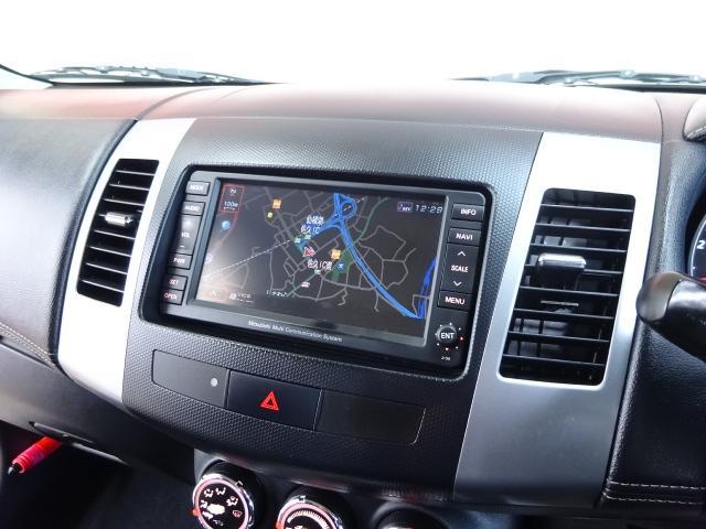 ローデスト24G 4WD ナビBカメラTV RAYS18AW(2枚目)