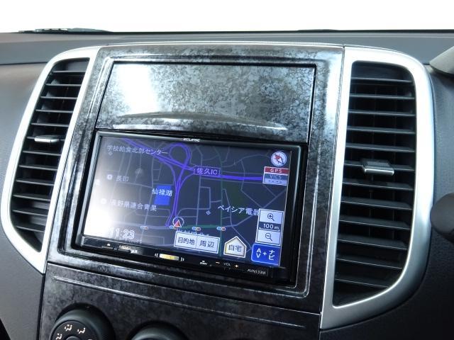ライダー 4WD ナビ後目TV インテリキー オーテックAW(2枚目)