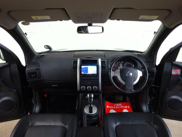 20X 4WD ナビ後目TV 防水内装 ETC シートヒータ(9枚目)