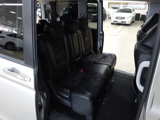 Z 4WD 後期型 TV 両側自動ドア ローダウン HID(13枚目)