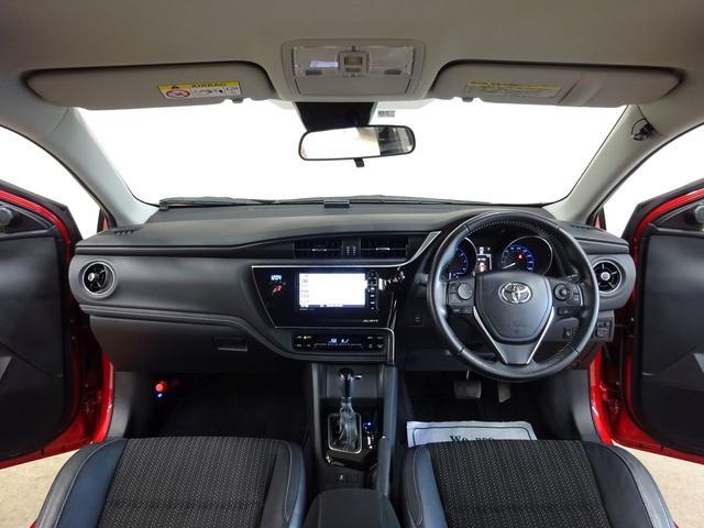 150X Sパッケージ パートタイム4WD トヨタセーフティセンスC プリクラッシュブレーキ レーンディパーチャーワーニング オートハイビーム ナビ バックカメラ TV ハーフレザー LED スマートキー プッシュスタート(9枚目)