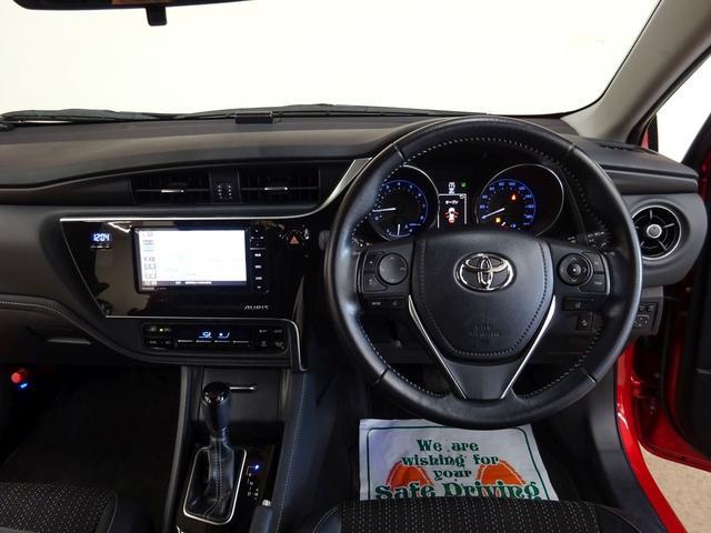 150X Sパッケージ パートタイム4WD トヨタセーフティセンスC プリクラッシュブレーキ レーンディパーチャーワーニング オートハイビーム ナビ バックカメラ TV ハーフレザー LED スマートキー プッシュスタート(10枚目)