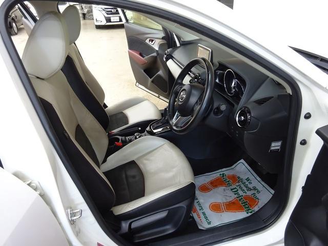 ■ 運転席 ■ このドアを開けた時、さぁ!ドライブの始まりです。