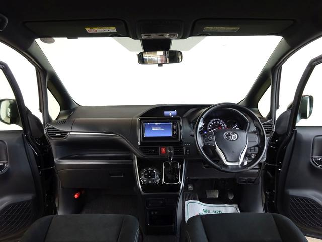 Xi フルタイム4WD トヨタセーフティセンス プリクラッシュブレーキ 車線逸脱警報 オートハイビーム LEDヘッドライト 純正SDナビ バックガイドカメラ TV 両側パワースライドドア ビルトインETC(9枚目)