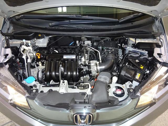 Lパッケージ フルタイム4WD 純正インターナビ TV バックカメラ スマートキー エンジンプッシュスタート LEDヘッドライト ハーフレザーシート ビルトインETC車載器 社外アルミ コンフォートビューPKG(25枚目)