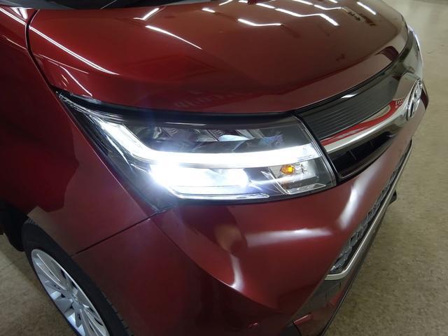 カスタムG フルタイム4WD スマートアシスト3 純正ナビ バックカメラ TV 両側パワースライドドア スマートキー プッシュスタート LEDヘッドライト オートハイビーム シートヒーター アイドルストップ(7枚目)