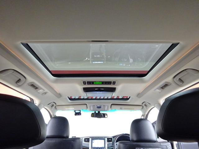 SR Cパッケージ フルタイム4WD E-Four ダブルムーンルーフ 電動ヒーター付き本革シート エグゼクティブシート オットマン フリップダウンモニター スマートキー ETC 両側パワースライドドア 自動リアゲート(2枚目)